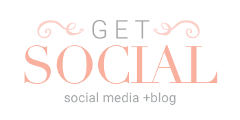 Get Social - Social Media & Blog