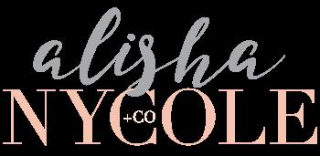 Alisha Nycole & Co Logo